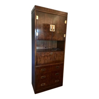Mid-Century Pier Cabinet For Sale