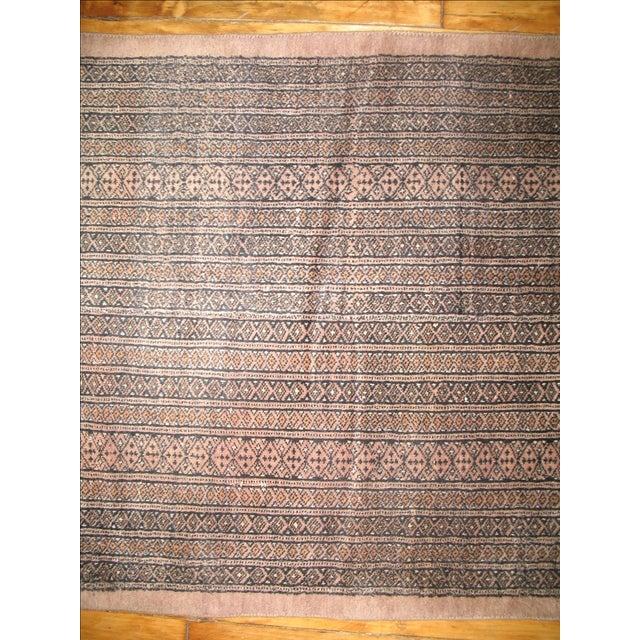 Vintage Bokhara Brown Runner - 2'3'' X 11' - Image 3 of 4
