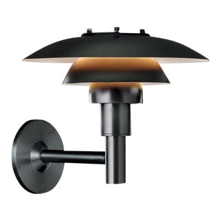 Poul Henningsen PH 3/2.5 Outdoor Wall Light for Louis Poulsen For Sale