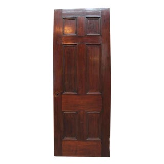Colonial Style 6 Recessed Panel Door