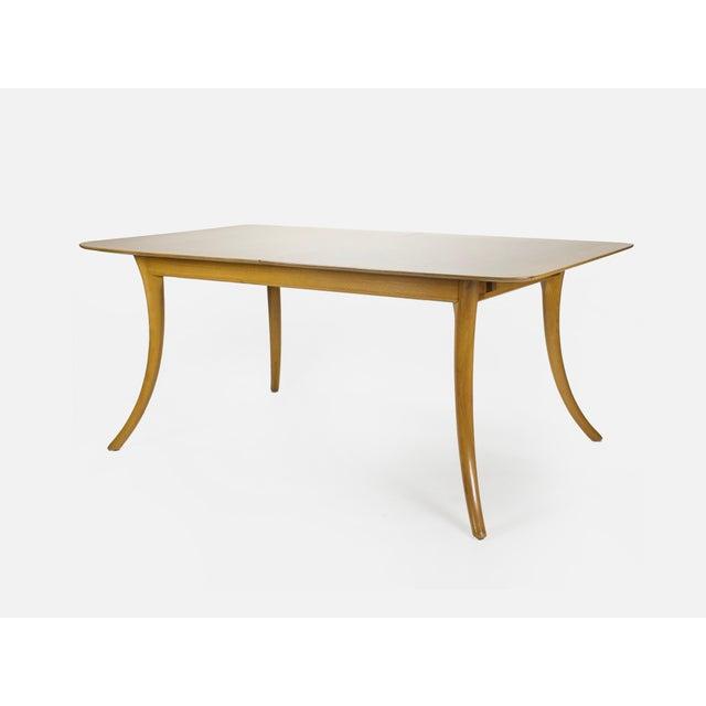 1950s Mid-Century Modern T.H. Robsjohn-Gibbings for Widdicomb Dining Table For Sale - Image 13 of 13