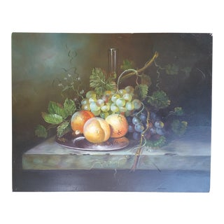Sill Life Fruit Painting