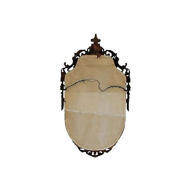 Louis XV Style Carved Giltwood Mirror - Image 6 of 6
