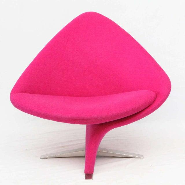 Unusual Danish Lounge Chair - Image 3 of 8