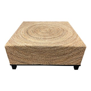 Z-Gallerie Concentric Coffee Table For Sale