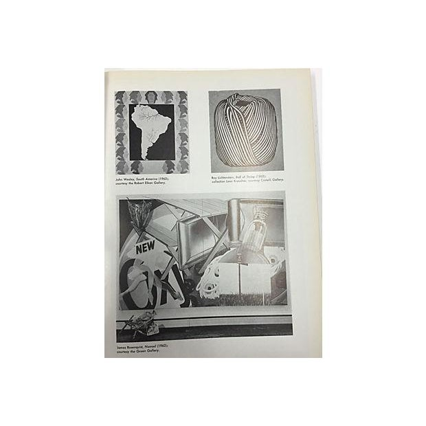 New York: The Art World 1964 For Sale - Image 7 of 9