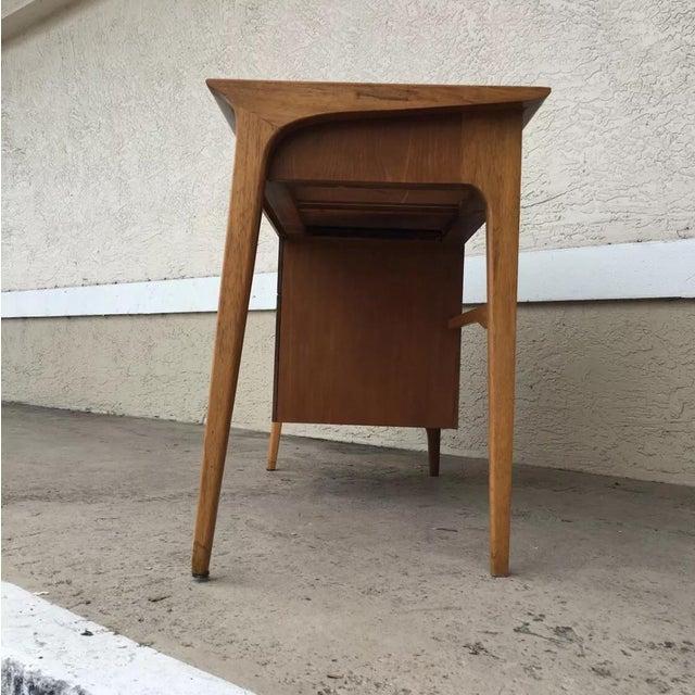 Drexel Profile K95 Desk Designed by John Van Koert - Image 3 of 11