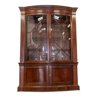 20th Century Traditional Baker Historic Charleston Cabinet For Sale