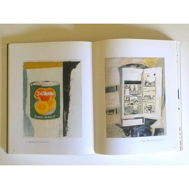 """"""" Andy Warhol Retrospektive """" Rare 1st Edtn Vintage 2001 German Exhibition Collector's Hardcover Art Book For Sale - Image 10 of 13"""