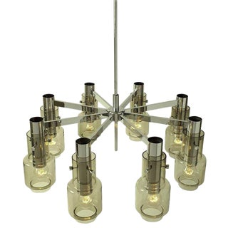 Chandelier by Hans-Agne Jakobsson For Sale