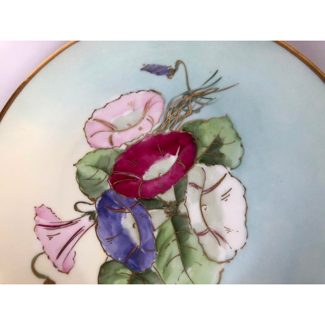 French Provincial 19th Century Limoges Plates - Set of 5 For Sale - Image 3 of 6