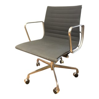 Eames for Herman Miller Aluminum Group Office Chair For Sale