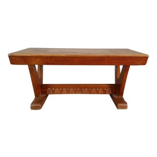 Modernist Table From France For Sale