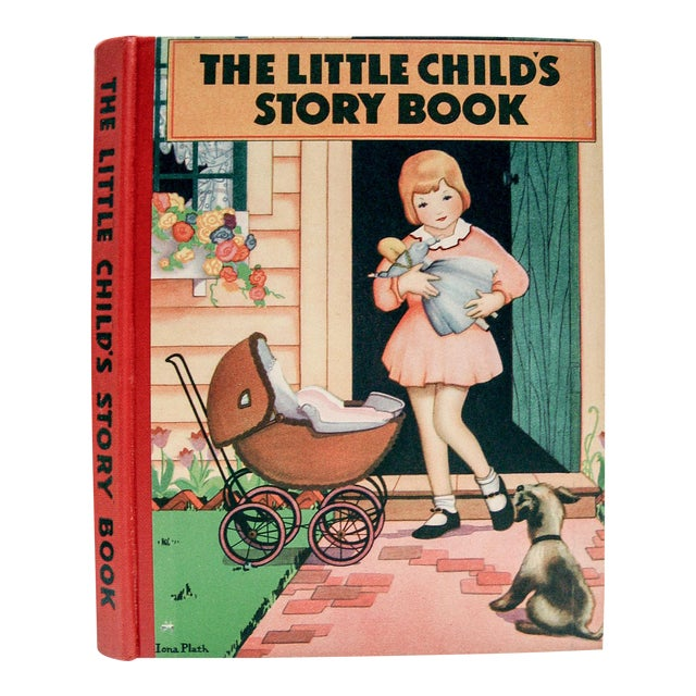 """Little Child's Story Book"" 1935 Book - Image 1 of 7"