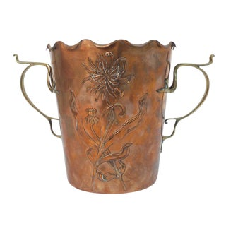 Jardiniere by Carl Deffner For Sale
