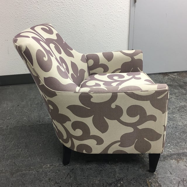 Custom Clara Accent Chair from Crate & Barrel - Image 4 of 7