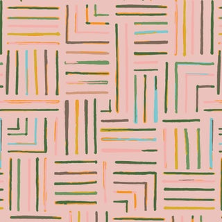 House of Harris Milledge Wallpaper Sample