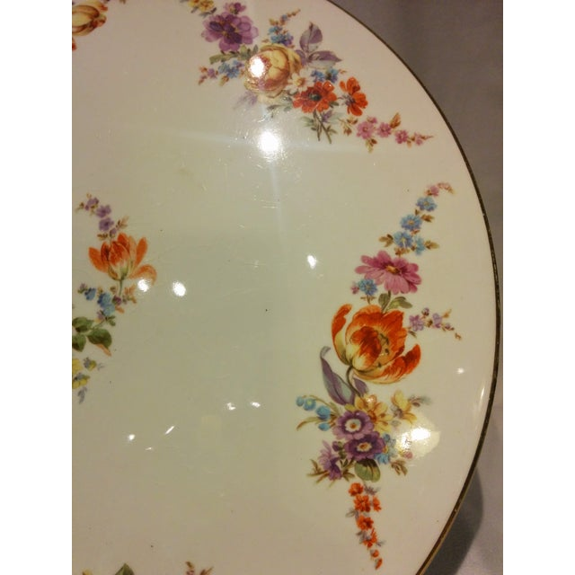 German Vintage Cake Platter - Image 4 of 8