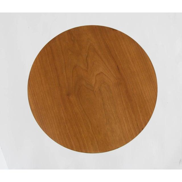Spider Leg Walnut Side Table - Image 7 of 8
