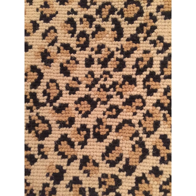 "Contemporary Stark Folsom True Leopard Rug - 2'6"" X 3' For Sale - Image 3 of 4"