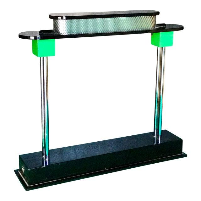 Ettore Sottsass Italian Table Lamp For Sale