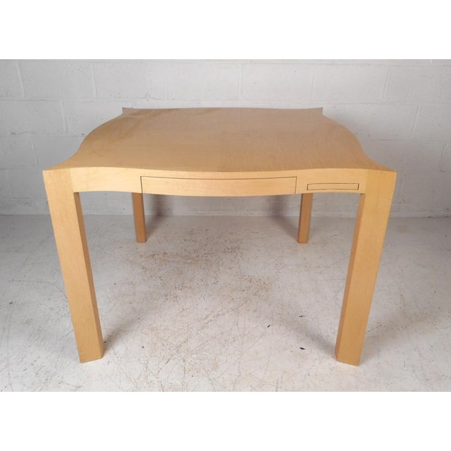 Mid-Century Modern Lacquered Game Table For Sale - Image 13 of 13