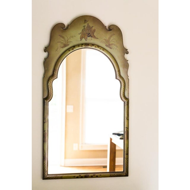 Asian 1920s Italian Pagoda Chippendale Mirror For Sale - Image 3 of 10