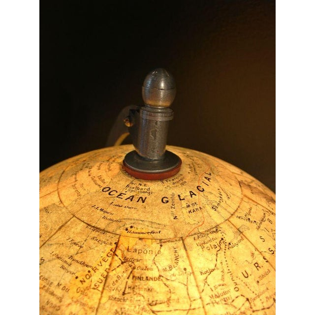 A Illuminated French Terrestial Globe - Image 8 of 8