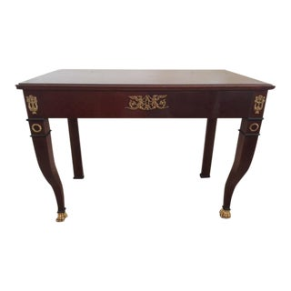 French Empire Writing Desk For Sale