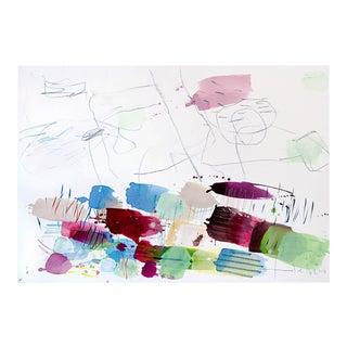 "Greet Helsen ""Blütendolden"", Painting For Sale"