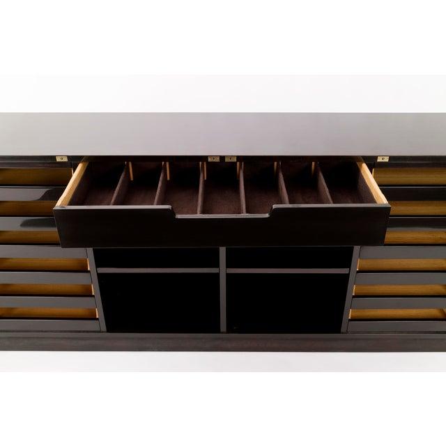 Dunbar Furniture 1950's Edward Wormley Dresser for Dunbar For Sale - Image 4 of 7