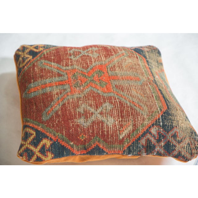 The seller says: Old New House Original and exclusive handmade pillow featuring reclaimed hard-to-come-by unique antique...
