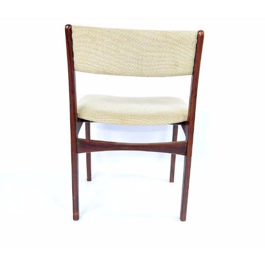 Mid-Century Modern Danish Chairs - Set of 6 - Image 5 of 6