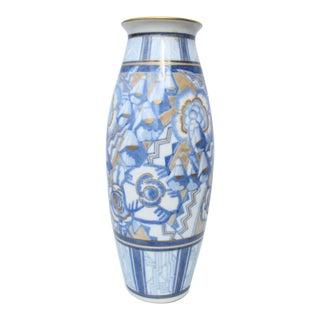 Sevres Artisan Porcelain Vase Dated 1927 For Sale