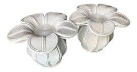 Image of Alabaster Side Tables