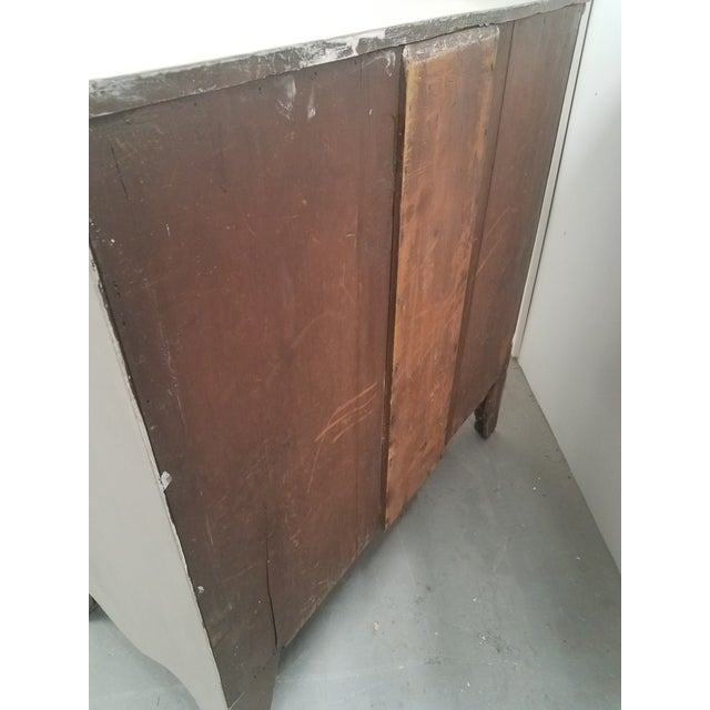Antique English Painted Chest of Drawers For Sale - Image 12 of 13