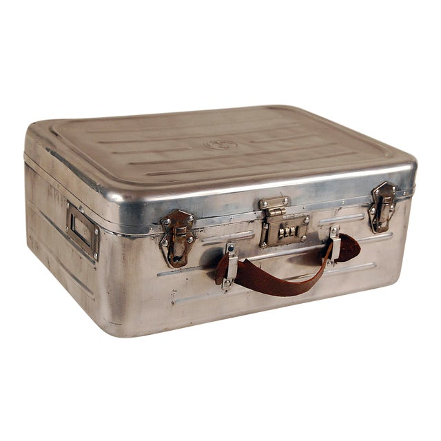 Navy Issue Metal Case For Sale