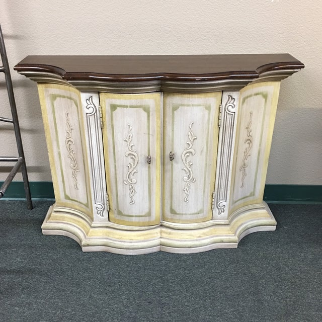 Small French Country Console - Image 2 of 6