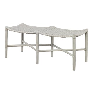 Century Furniture Swing Bench, Peninsula For Sale