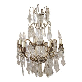 French Style Vintage Chandelier
