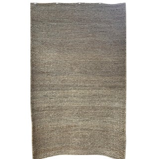 Hand Woven Jute Rug-5' X 8' For Sale