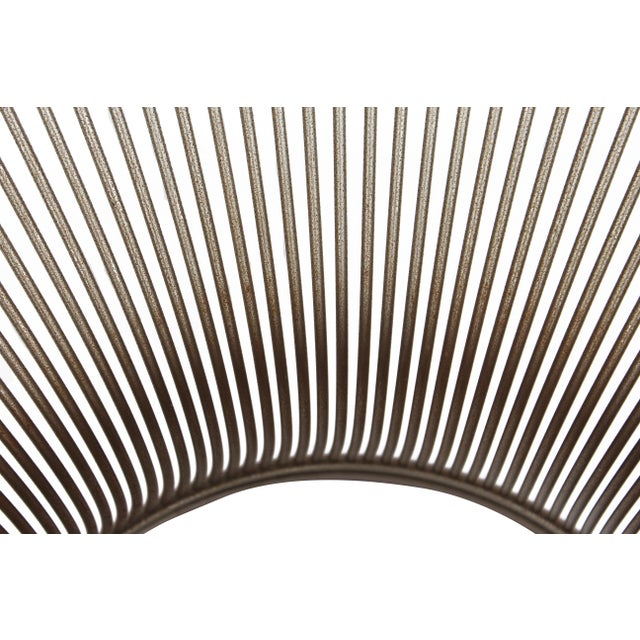 Silver Vintage Warren Platner Coffee Table Base For Sale - Image 8 of 8