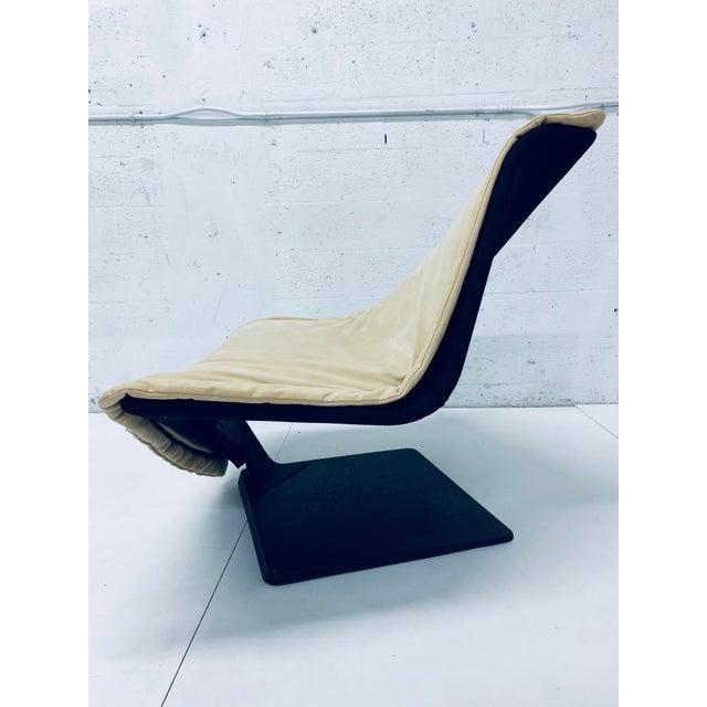 "2000 - 2009 Simon Desanta ""Flying Carpet"" Lounge Chair for Rosenthal Einrichtung For Sale - Image 5 of 13"