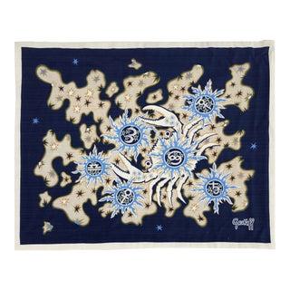 1960s Vintage Elie Grkoff Tapestry For Sale