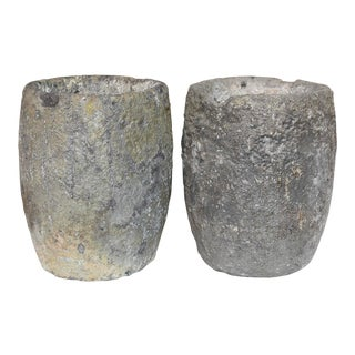 Crucible Planters For Sale
