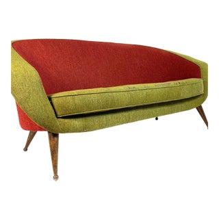 Folke Jannson Tellus Settee Sofa For Sale