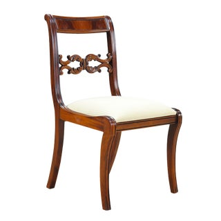 Philadelphia Empire Side Chair For Sale