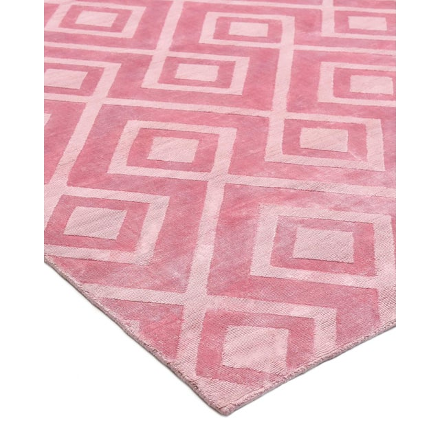 Textile Josefina, Handmade Runner Rug - 2' 6 x 8 For Sale - Image 7 of 8