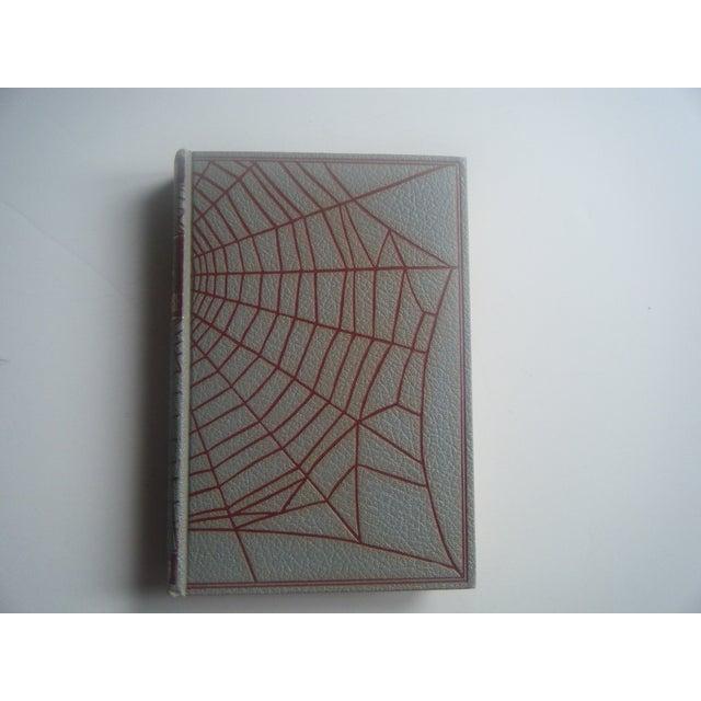 1930s Vintage Mystery Spiderweb Books - Set/3 - Image 3 of 7