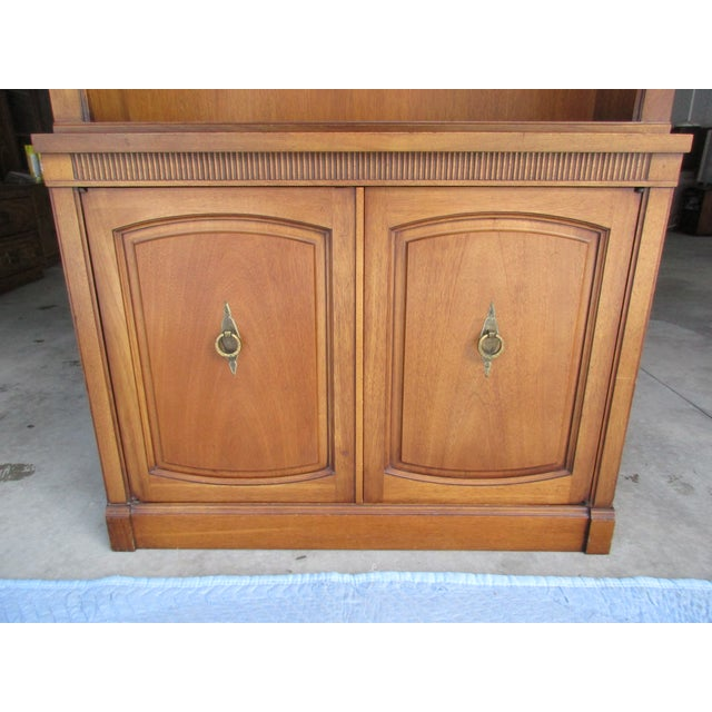 Drexel Classic Drexel Bookcase For Sale - Image 4 of 9